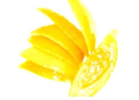 Pell Lemon mermelada y fruta confitada comercial estragu 233 s