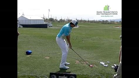 rickie fowler golf swing rickie fowler golf swing 2013 3w youtube