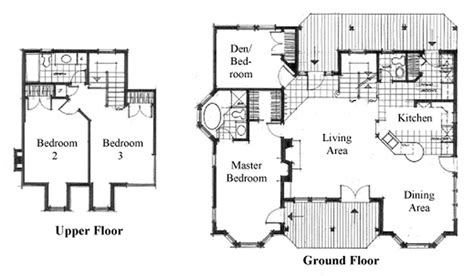Typical Floor Plan Of A House | typical floor plan of a house house design plans