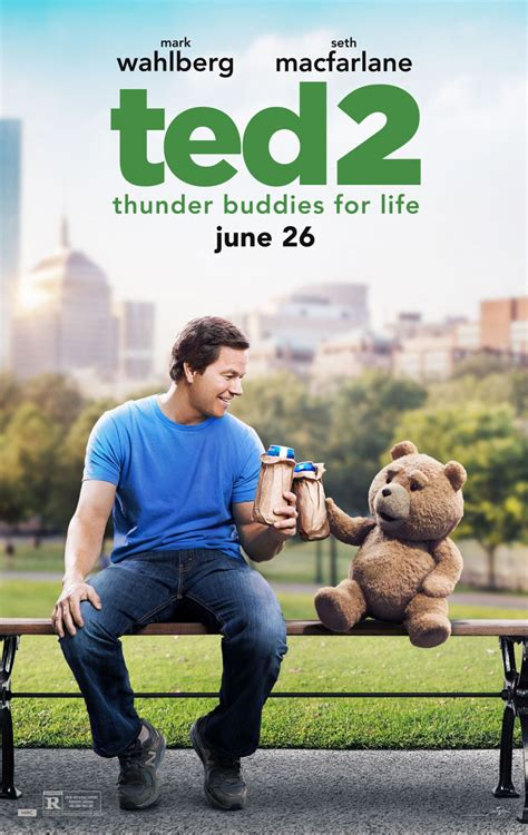 ted movie ted 2 poster