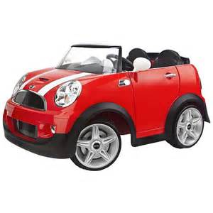 Avigo Mini Cooper 12v Avigo Mini Cooper 12 Volt Ride On Cars Toys And