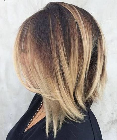 womens lob haircut pics new beautiful lob shaggy hairstyles 2017 for women shaggy