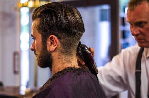 Herren Friseur Herren Friseur Im Salon