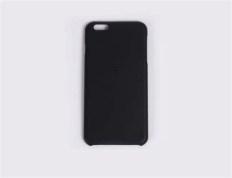 tesla gear leather iphone 187 gadget flow