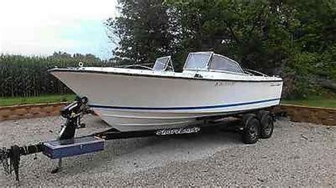 cheap boats indiana 1977 chris craft sportsman for sale in indianapolis