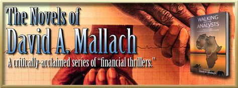 fastball a financial thriller books the novels of david a mallach a critically acclaimed