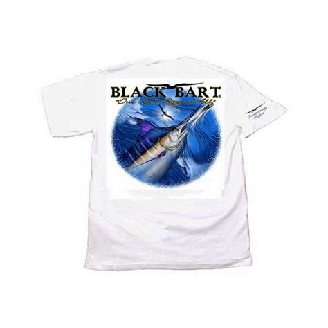 One Look Says It All by Black Bart One Look Says It All S S T Shirt White Medium