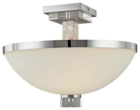Coastal Ceiling Lights by Cashelmara Collection Shell Mosaic 16 Quot Wide Ceiling Light
