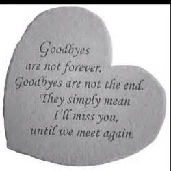 until we meet again funeral quotes quotesgram
