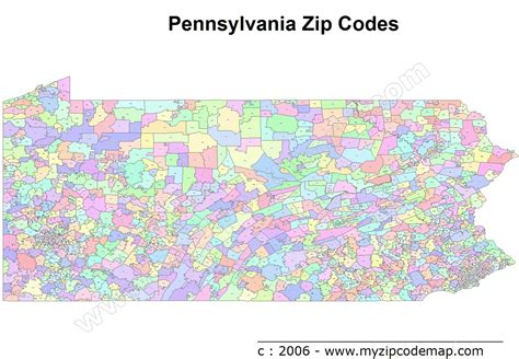 us area code pennsylvania pennsylvania zip code maps free pennsylvania zip code maps