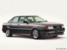 Mercedes Service B3 Audi 80 B3 Specifications Description Photos