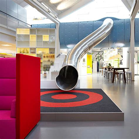 lego office lego s got a damn slide in their denmark design office