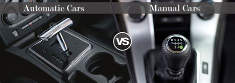 Auto Matic Car by Manual Vs Automatic Car Which Should I Buy In 2016 Sagmart