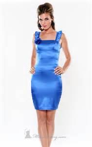 How to choose a dress satin dress