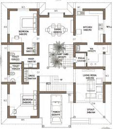 House Plans In Kerala With 4 Bedrooms 4 Bedroom Single Floor House Plans Kerala Style Escortsea