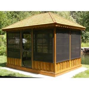 Screened Gazebo Kits 17 Best Images About Gazebo Ideas On Japanese
