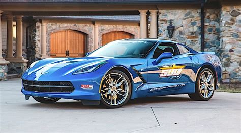 Indy 500 Corvette by Indy 500 Corvette Pace Car Collection Looks For New Owner