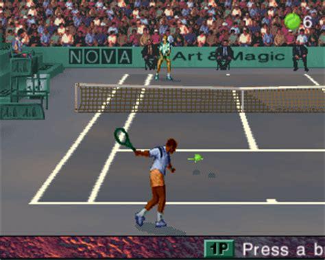 emuparadise net ultimate tennis rom download for mame rom hustler