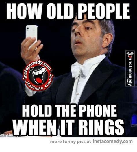 Old Cell Phone Meme - 14 choses dr 244 les que font nos parents sur un smartphone