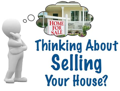 need help selling my house selling your home