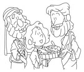 coloring pages for jesus feeding the 5000 jesus feeds 500 coloring europe travel guides