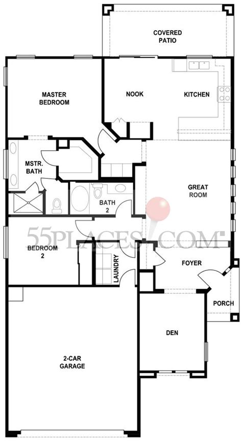 naples floor plan naples floorplan 1376 sq ft trilogy at the polo club