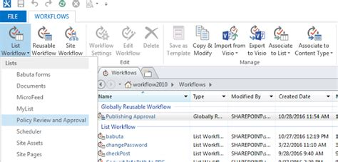 How To Create Sharepoint Designer 2013 Workflow Sharepoint Workflow Designer Sharepoint Blog Sharepoint 2016 Workflow Templates