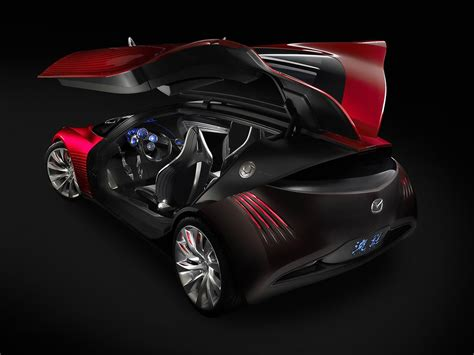 mazda supercar 2007 mazda ryuga concept review supercars net