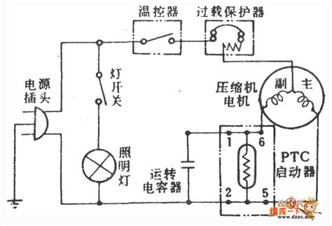 wiring diagram of direct cool refrigerator 28 images