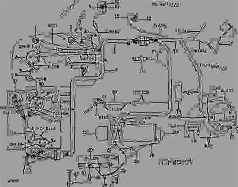 deere 4020 propane tractor wiring wiring diagrams