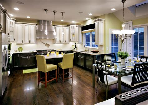 Kitchen Cabinets In Edmonton by Kitchens That Pop With Color Beautiful Modern Home