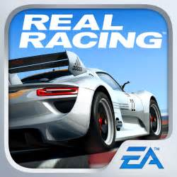 real racing 3 lets you race against your friends in your