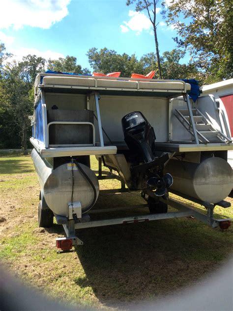 pontoon boat seats sun tracker sun tracker pontoon boat 2000 for sale for 6 500 boats