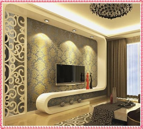 living room wallpaper design 2016 wallpaper patterns new