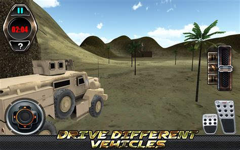 Cargo Army 4 6 army truck cargo transport 3d 1 3 apk android