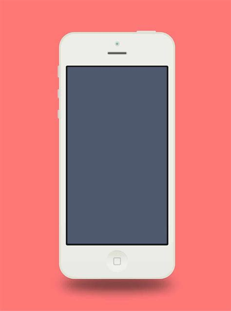 Best Collection Of Iphone Mockup Templates Css Author Iphone Layout Template
