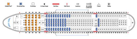 777 cabin layout boeing 777 200 777 united airlines