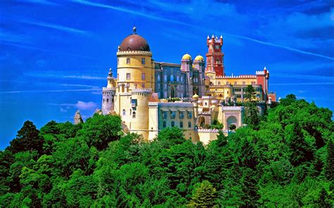 Castle Wallpaper Hd
