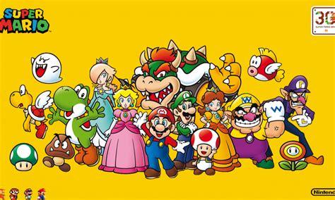 Mario Bros 30 planeta c 243 mic editar 225 la enciclopedia 30 aniversario de