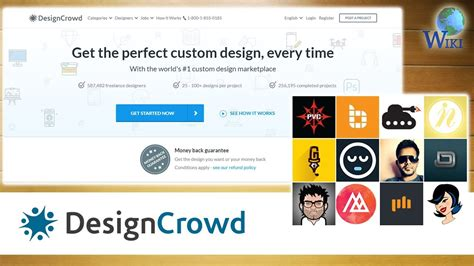 designcrowd opinions designcrowd 5 fast facts youtube