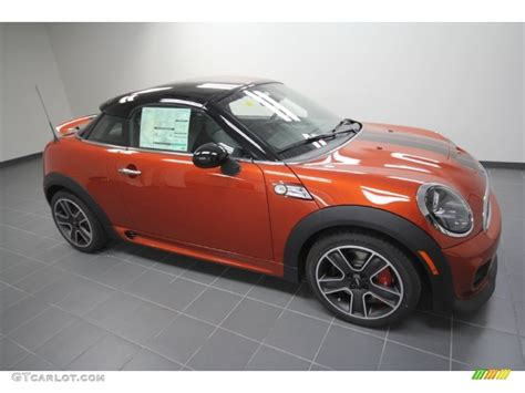 orange spice color 2012 spice orange metallic mini cooper john cooper works