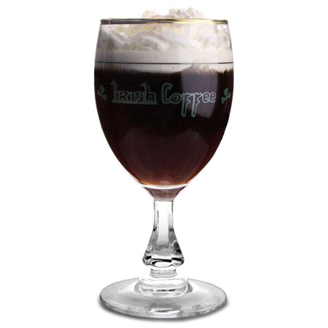 Touraine Irish Coffee Glasses 8.5oz / 240ml   Arcoroc Glassware Stemmed Irish Coffee Glass   Buy