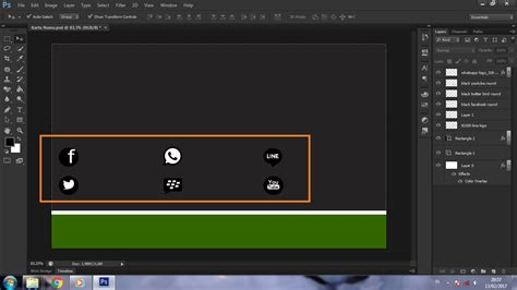 cara membuat logo nama di photoshop cs6 cara membuat kartu nama di photoshop cs6 photoshop