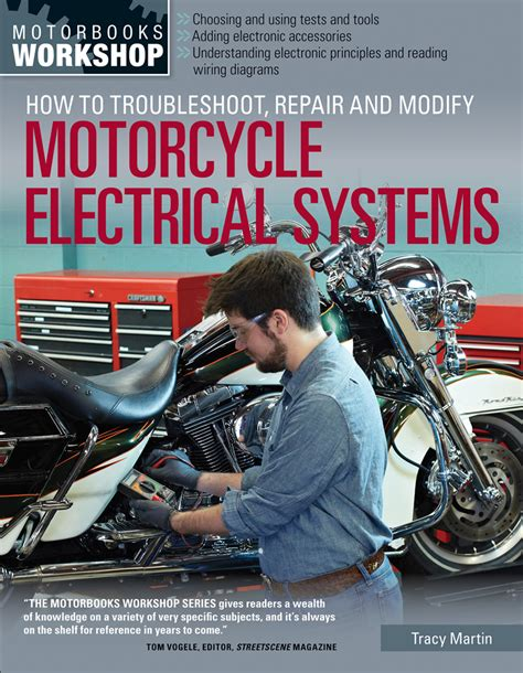 how to troubleshoot repair and modify motorcycle