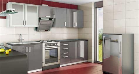 cuisine grise laqu馥 ophrey com modele cuisine gris laque pr 233 l 232 vement d