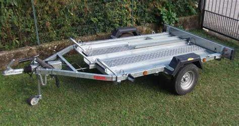 carrello porta auto usato vendesi vendo auto furgoni cer rimorchi carrello enduro