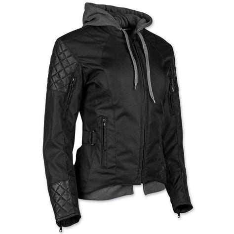 Leather Motorcycle Jackets Womens Fit Jacket
