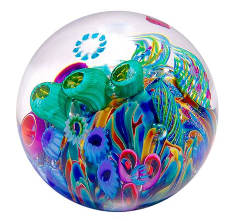 Paper Weight Craft - cool pool paperweight glass eye studio american crafts