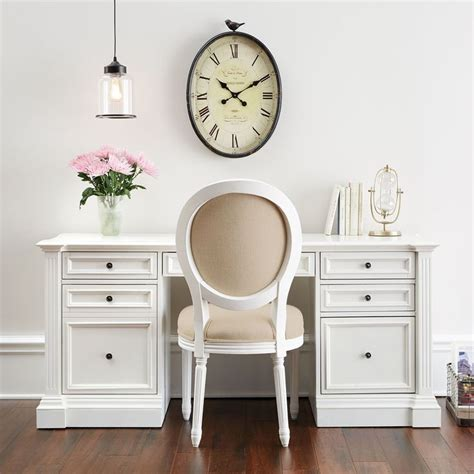 desk with lots of storage 148 best images about home office on pinterest martha