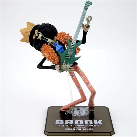 Figure Anime One Gold Set C Usop Franky Robin brook one goods catalog chinaprices net